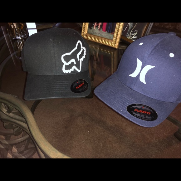 Fox Other - Fox and Hurley hat bundle
